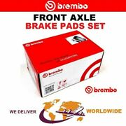 Brembo Front Axle Brake Pads Set For Mercedes Benz Slr 5.4 2004-on