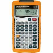 Calculated Industries Construction Master Pro Project Calculator 4065 Pack Of 24