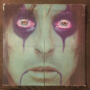 Alice Cooper From The Inside - 1978 Warner Lp Fold-out Gimmick Cover - Nm Disc