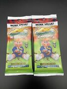 2020 Garbage Pail Kids Chrome Series 3 Fat Pack Value 12 Cards Per Pack Lot Of 2