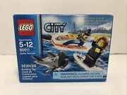 Lego® City Surfer Rescue 60011 Retired New And Sealed In Box