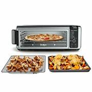 """Ninja Sp101 Foodi Counter-top Convection Oven, 19.7"""" W X 7.5""""h X 15.1""""d, Stainle"""