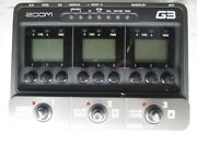 Zoom G3 Version1.0 Multi-effects Guitar Ac Adapter Power Supply Used Japan