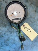 Ip7948 Yamaha Tachometer Tach Oil Gauge 80and039s-90and039s Models