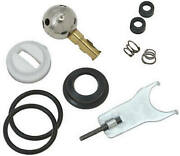 Lavatory Sink And Tub And Shower Repair Kit, Delta New Style, Single Lever -sld0116