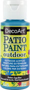 6 Pack Decoart Patio Paint 2oz-robinand039s Egg Blue -dcp-55