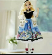 In Hand And Unopened Disney Limited Edition Mary Blair Alice In Wonderland Doll