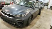 Passenger Front Door Sedan Without Automatic Up And Down Fits 19 Forte 2042965