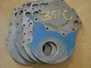 Oem Ford 351 Cleveland Timing Cover 351c Good Used +++++++++++