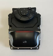 03-08 Mercedes R230 Sl500 Convertible Top Roof Abc Mirror Control Switch Oem