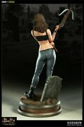 Sideshow Exclusive Buffy The Vampire Slayer Faith Figure Statue Only 250 Made