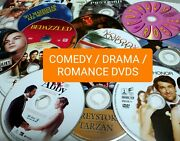 Comedy/drama/romance Genuine Movie Dvds N-z Disc And Artwork Only Your Choice
