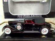 Anson 118th Scale 1934 Packard Convertible Mint Condition And Boxed