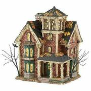 Department 56 Halloween Ghastly's Haunted Villa 4051007 Retired New In Box