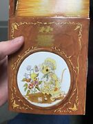 Enesco Mouse Tales Mary Mary Quite Contrary Figurine 160628 1995 Nib