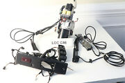 06-09 Mercedes W209 Clk Convertible Hydraulic Pump With Trunk Auto Open Set Oem
