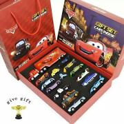 New Top Toy Cars 3 Metal 155 Car Models Box Set Mcqueen With Friends Xmas Gift