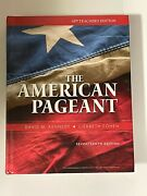 The American Pageant 17th Ed., Teachers Ed.