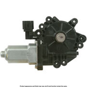 For Nissan Sentra 2007 Cardone Front Right Power Window Motor