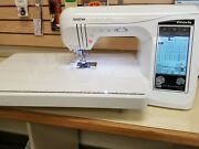 Brother Nx2000 Sewing And Quilting Machine