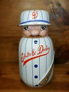 Utica Club First Edition Schultz And Dooley Baseball Player Stein Made In Germany