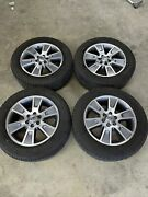 20 Ford F150 Factory Oem Wheels Rims Tires Good Used Condition.