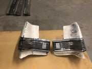 Pontiac 65 Gto/le Mans Oem Taillights With Covers
