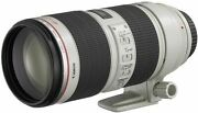 Canon 70-200mm F/2.8 L Is Ii Usm Lens. Store Inventory Reduction