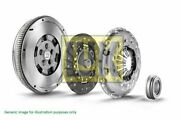 Genuine Luk Dual Mass Flywheel Kit With Clutch For Bmw 120d D 2.0 7/12-present