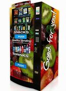 Brand New Hy2100 Healthy You Vending Machines. Includes Shipping 3 Available