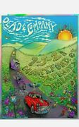 Dead And Company Poster 2021 Hartford Conn 9/5 Artwork Mike Dubois