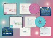 Celine Dion 2 Rares Uk Cd Singles ''a New Day..'' With Misled Video + Vegas Card