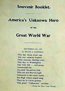 Ww 1 Arlington National Cementary Ceremony Military Burial Of And039unknownand039 Hero