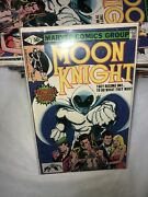 Moon Knight Premiere Issue 1980 Marvel Comics Group