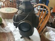 Antique Adlake Non Sweating Lamp From Chicago. Mc Railroad.