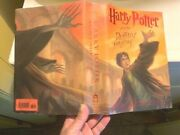 1st Printing First Edition J.k. Rowling Harry Potter And The Deathly Hallows