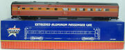 Usa Trains 31093 G Southern Pacific Daylight Diner Car - Metal Wheels