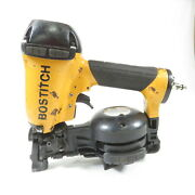 Bostitch Rn46-1 Coil Roofing Pneumatic Air Nailer - 3/4-inch To 1-3/4-inch