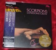 Scorpions Lonesome Crow Uicy-94516 Cd Japan 2010 Deluxe Audiophile Pressing