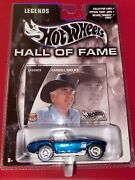 Hot Wheels Legends Hall Of Fame Series Carroll Shelby Cobra 427 S/c 164 Scale