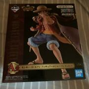 One Piece Award Monkey Luffy Figure Roger Mant F/s To Us