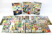 Marvel Comics Mixed Lot Of 34 Cyclops And Force Works Vintage Comic Books 17