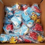 Pinkfong Baby Shark Bath Squirt Toys Wholesale Lot Of 200 New And Sealed Bags
