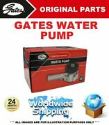 Gates Water Pump For Bmw 4 Gran Coupe F36 428 I Xdrive 2014-2016
