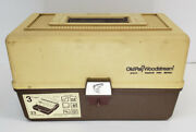 Old Pal Woodstream Pf 2300 Famous Fish Series 3 Tray Tackle Box Spillproof Latch