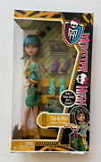 Monster High Doll Cleo De Nile Aren't These Shoes Just A Scream  Retired