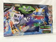 Voltron Mighty Lion Force, Trendmasters 1998 No. 31295 The Third Dimension