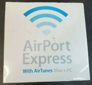 Apple Airport Express Wireless N Router - A1084 - M9470ll/a Sealed Nib Brand New
