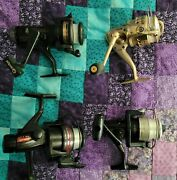 4 Fishing Reels Shimano Fx2000fa Quantum Ss3 And Qmd20 Bass Pro Shop Extreme