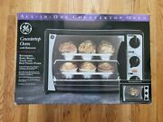 Ge Countertop Oven With Rotisserie Toast Model 168947 New In Box